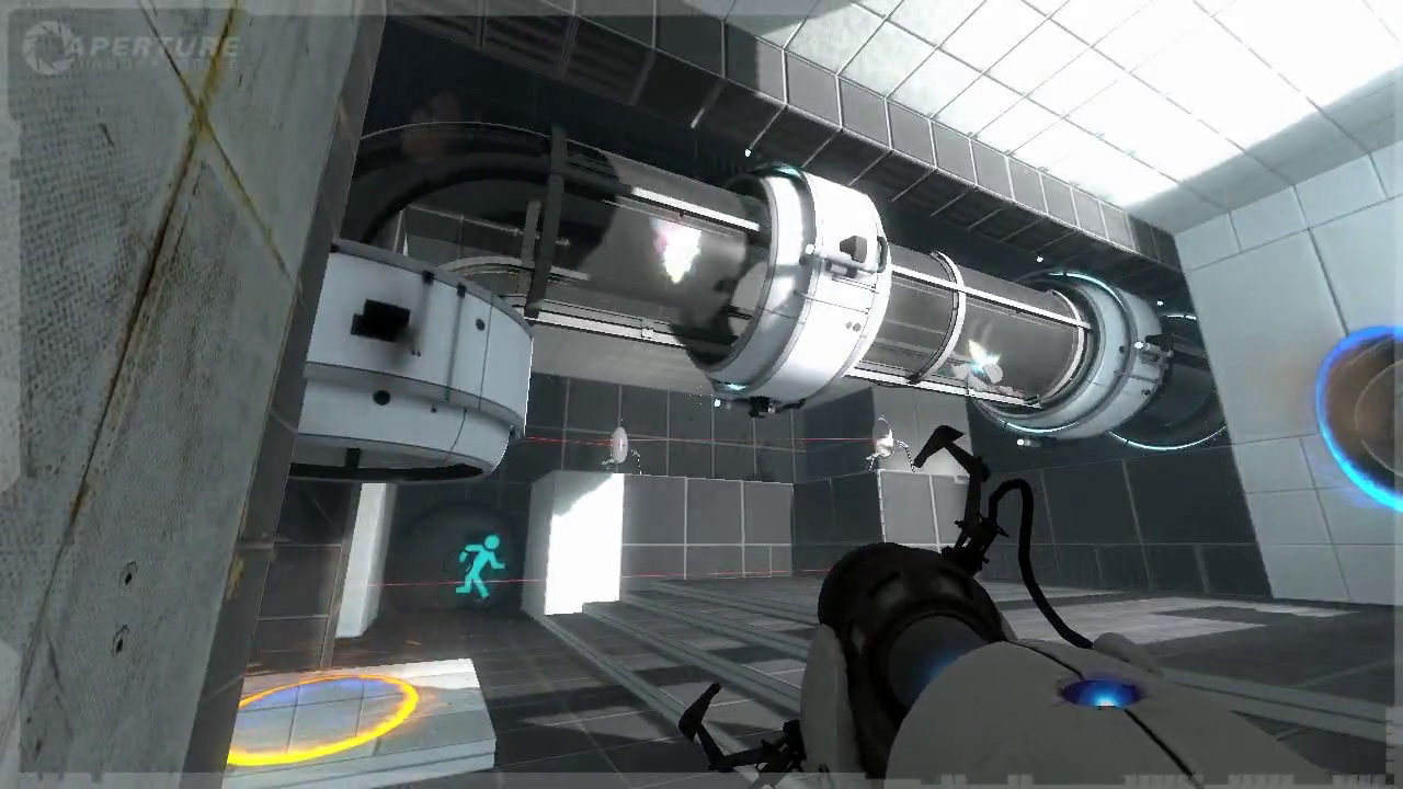 Chell - Combine OverWiki, the original Half-Life wiki and
