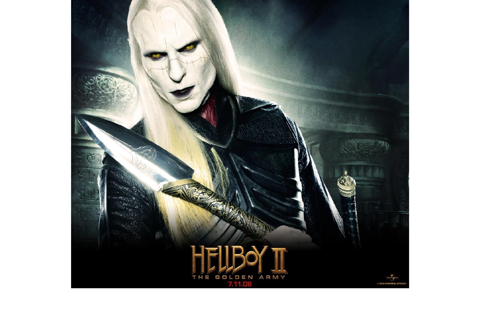 Nuada - Hellboy Wiki  Hellboy