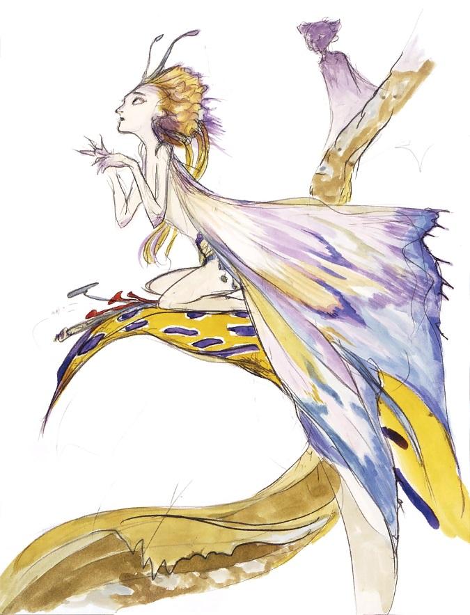 Final Fantasy Iv Concept Art