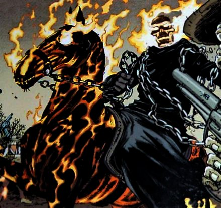 Posse:Ghost Riders of Vengeance - Red Dead Redemption Wiki