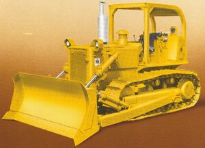 International TD-15C 1975 Pay Dozer