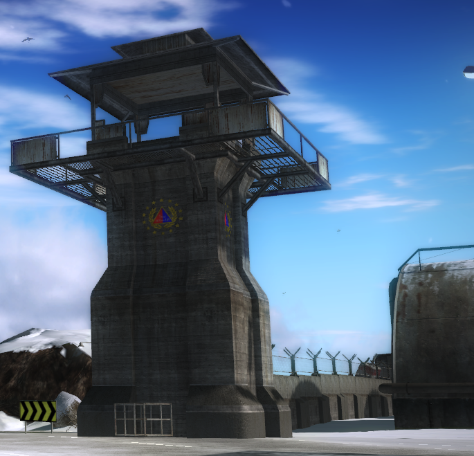 Guard Towers Just Cause Wiki The Database About The