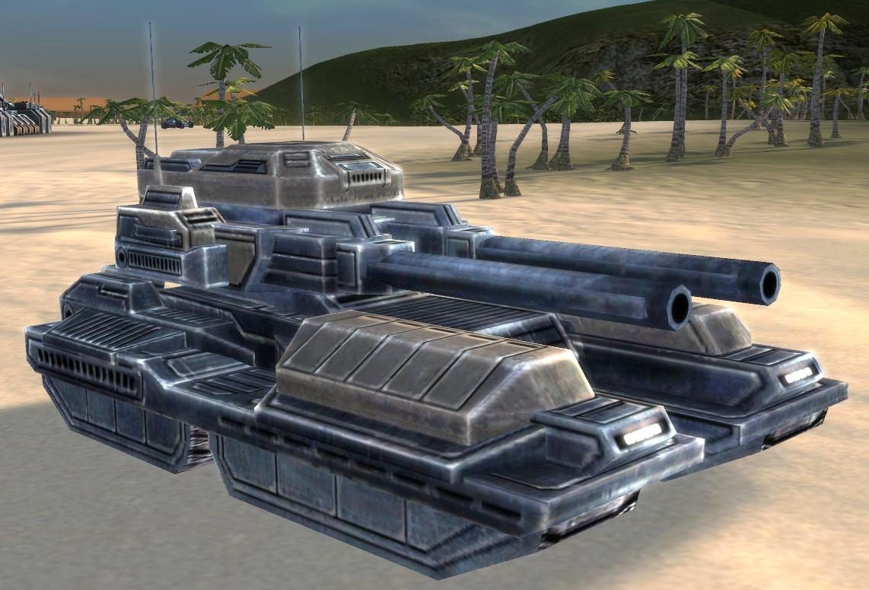Arrasador del SPC 2 UEFT2Tank