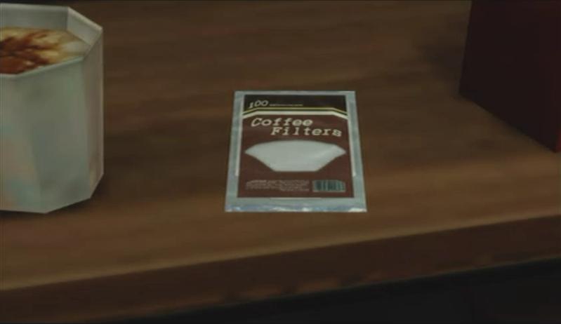 Coffee Filters - Dead Rising Wiki