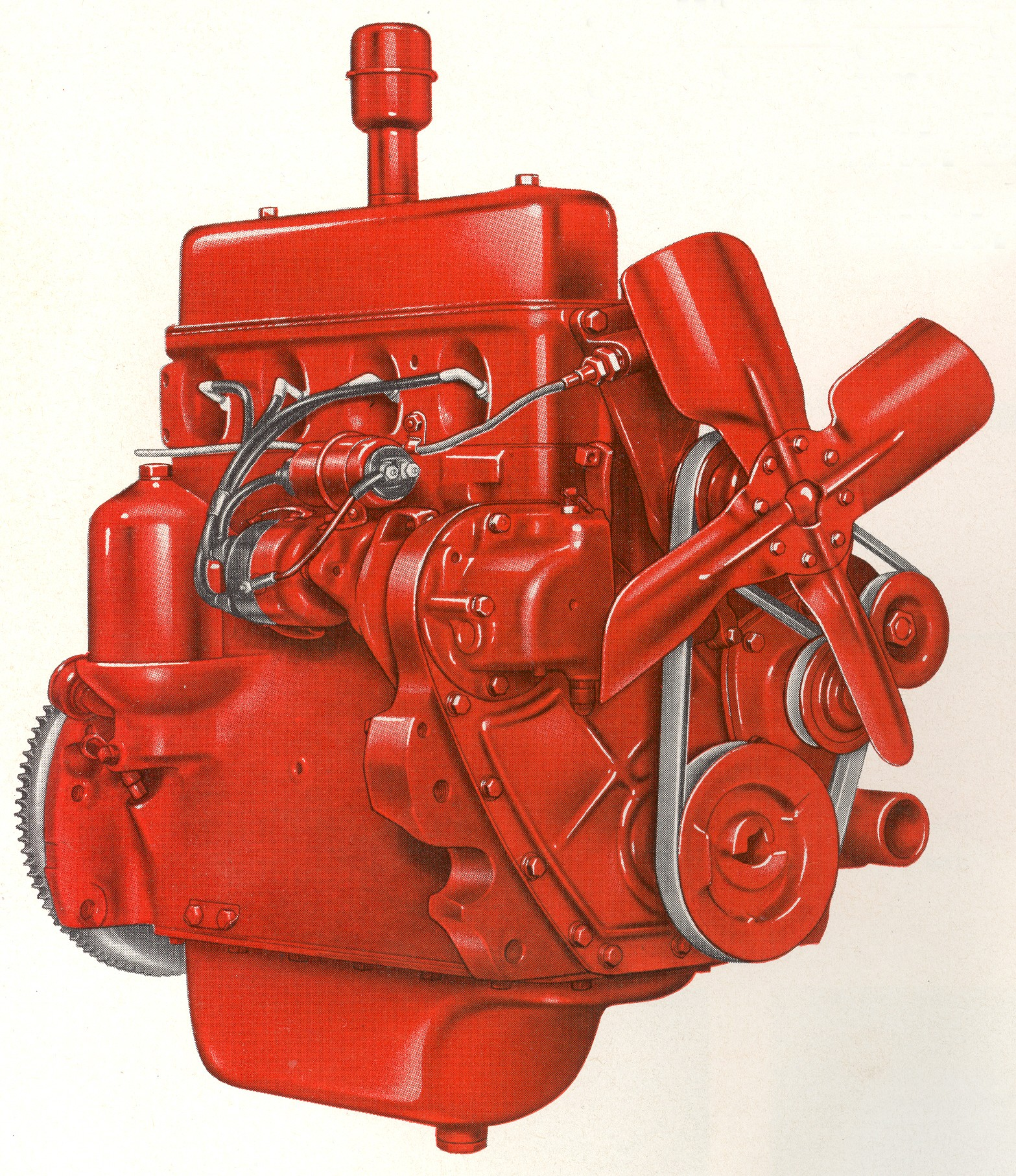 Four Engine Tractor : List of international harvester engines tractor