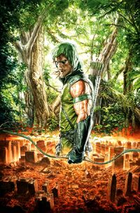 "Green Arrow (Oliver Jonas ""Ollie"" Queen)"