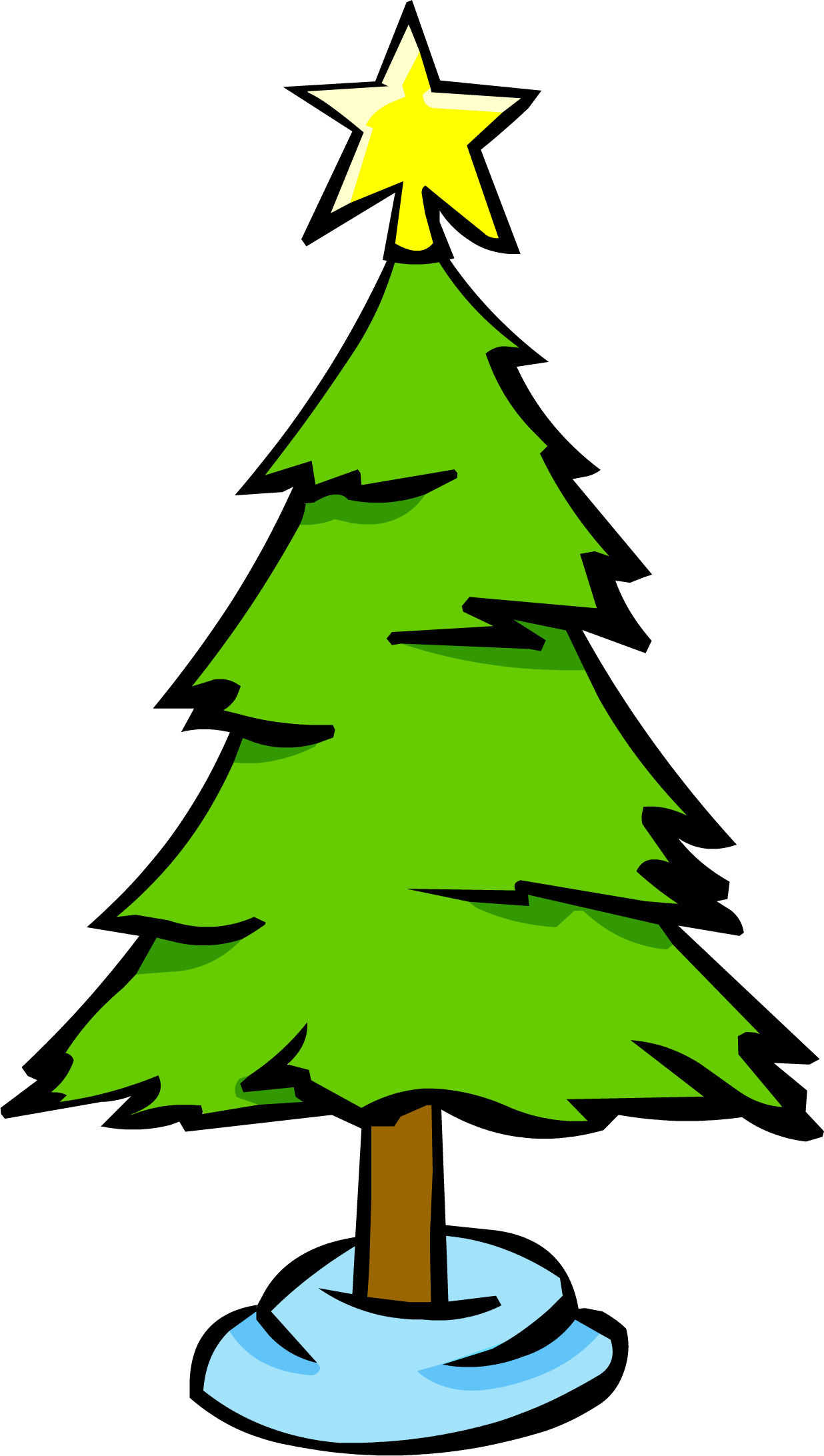 Large christmas tree club penguin wiki the free
