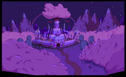 Princess Bubblegum S Castle The Adventure Time Wiki