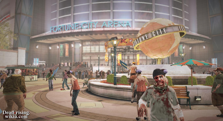 Fortune City Arena Dead Rising Wiki