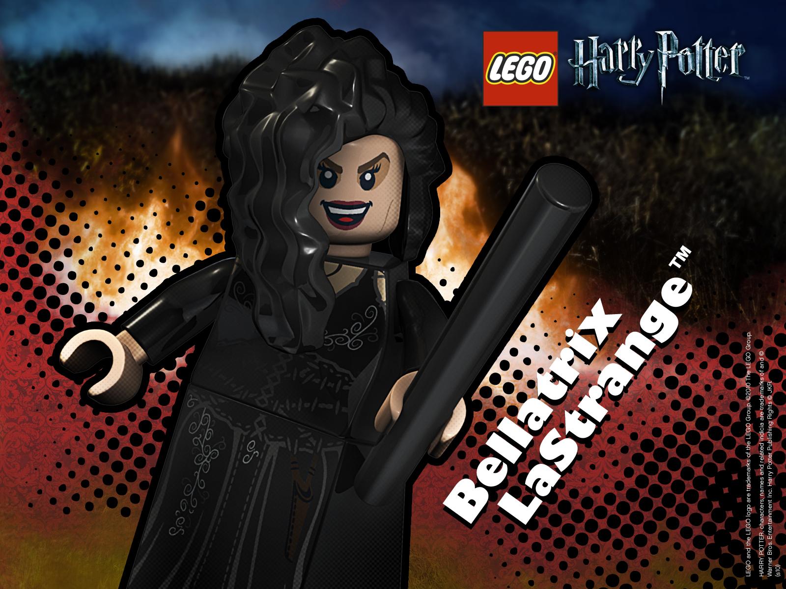 Bellatrix Lestrange Brickipedia The Lego Wiki