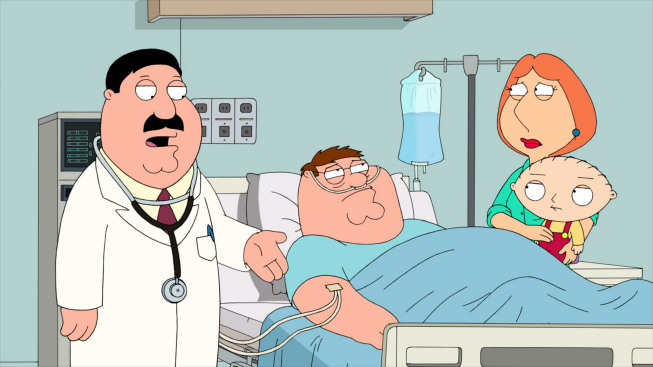 What Episode Of Family Guy Does Peter Drink Red Bull