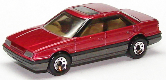 List of 1990 Matchbox