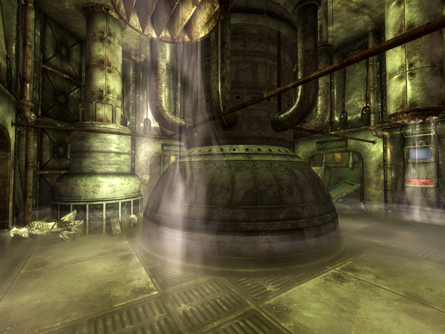 Vault 34 The Fallout Wiki Fallout New Vegas And More