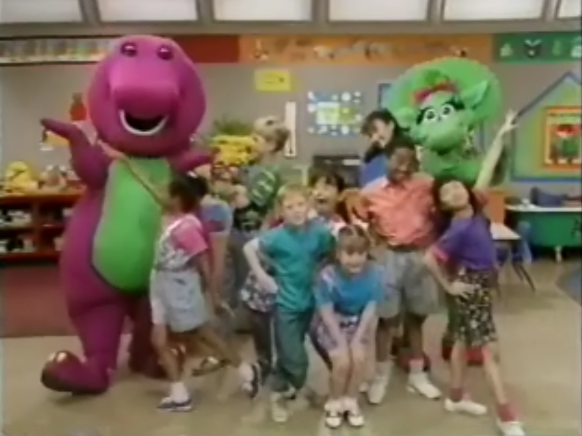 Image Everyone Is Special Png Barney Wiki