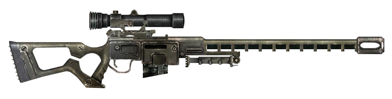 Nitai Meiyo [Midori Moustache] Sniper_rifle