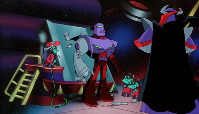 the adventure begins buzz lightyear of star command wiki