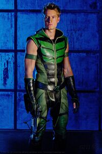 Green Arrow (Oliver Jonas Queen)