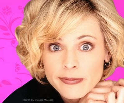 Maria Bamford Hot Dog