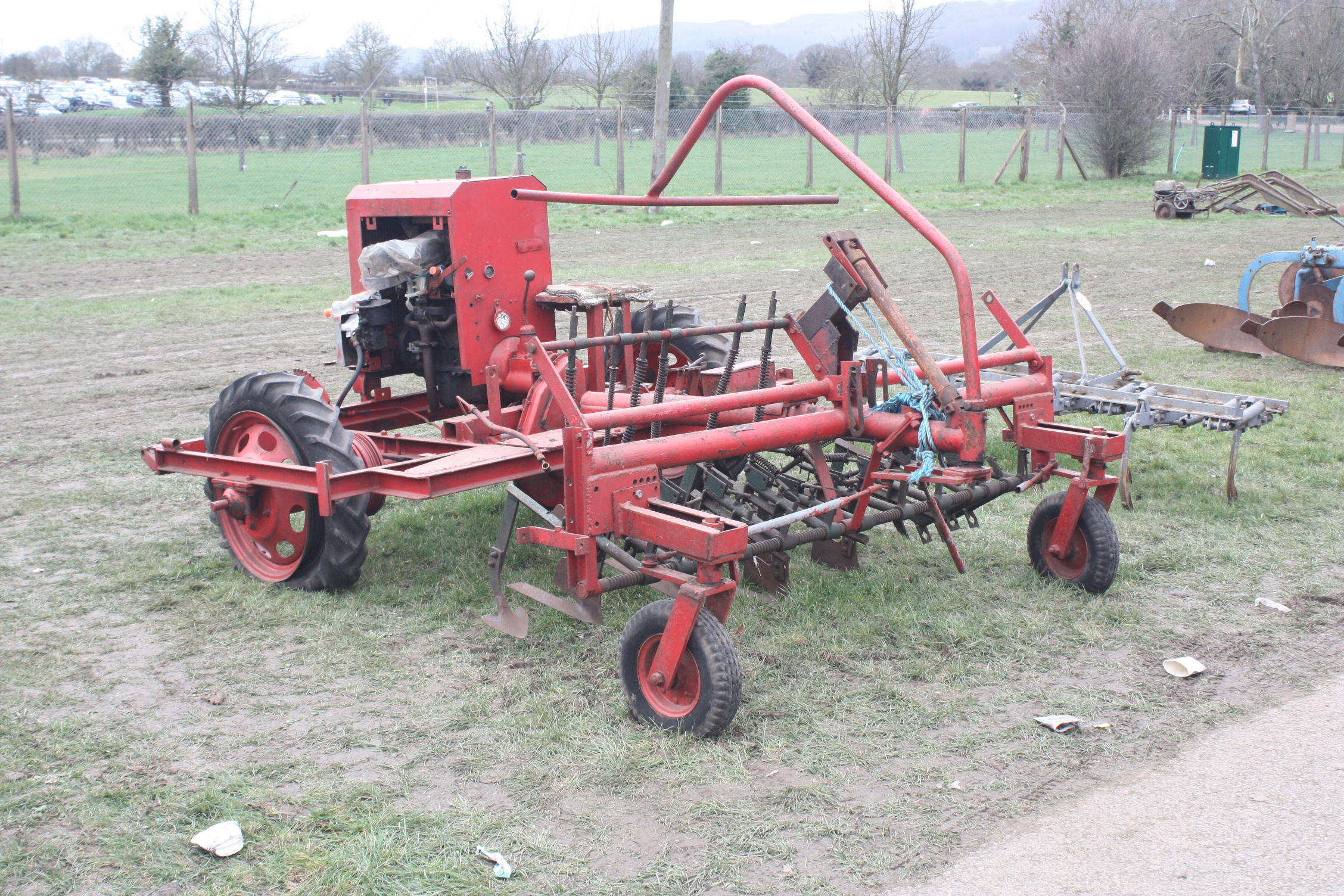 Bean Tractor Amp Construction Plant Wiki The Classic