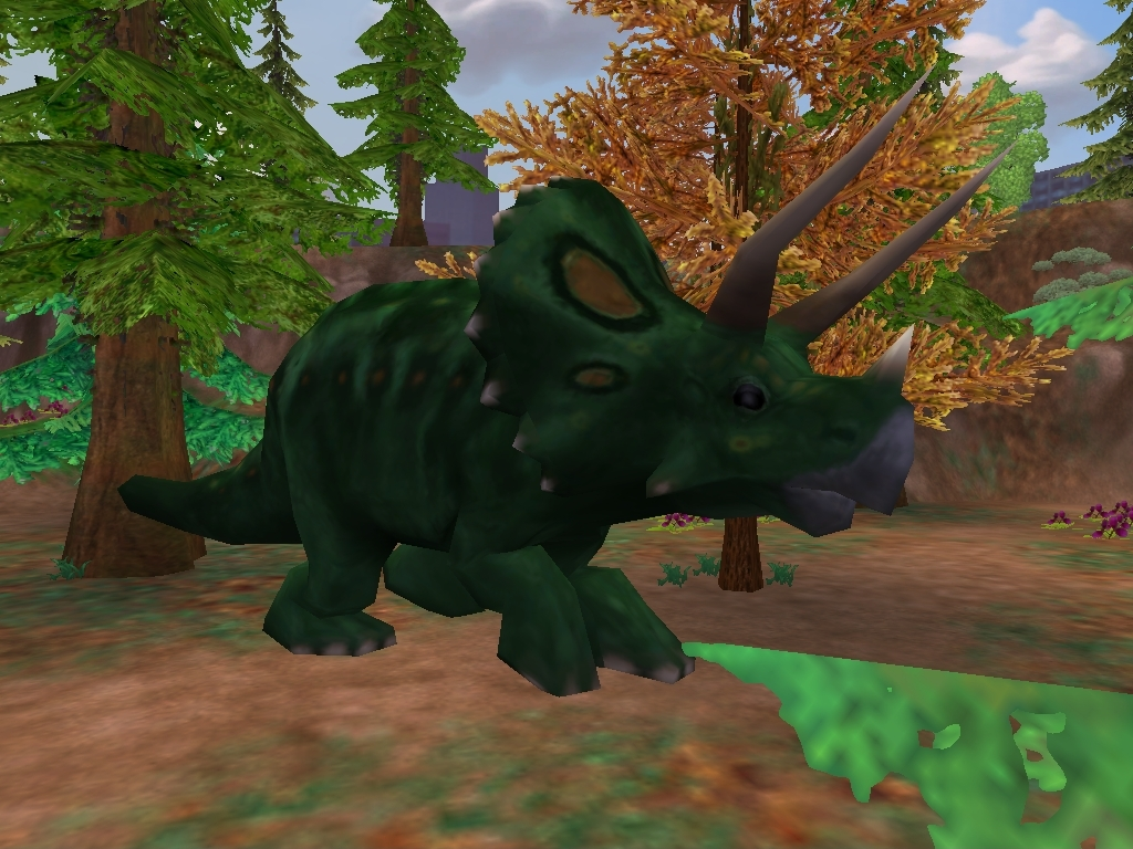 Zoo Tycoon 2 Dino Danger Pack