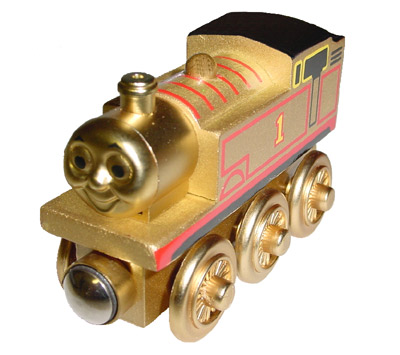 Thomas and friends wooden railway 2014 oliver