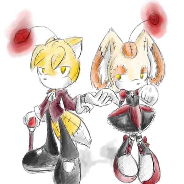 картинки tails doll
