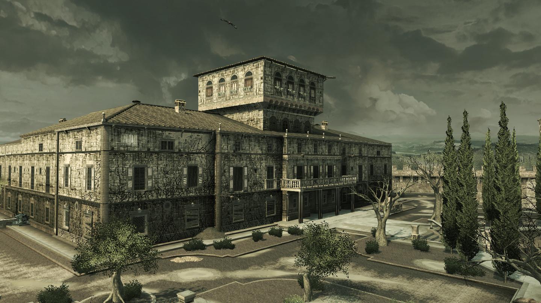 Assassin S Creed Auditore Villa Desmond
