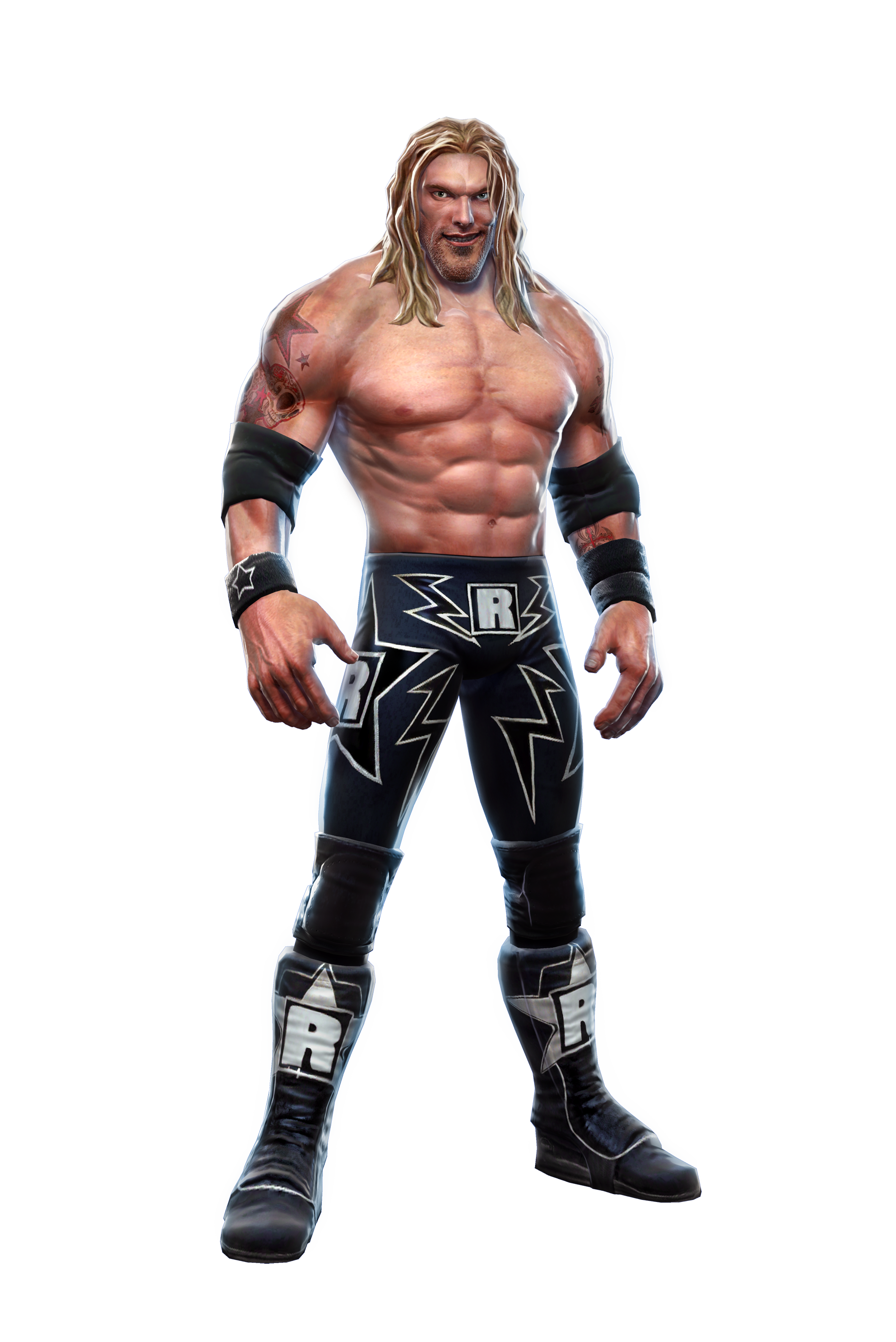 Edge Wwe All Stars Wiki