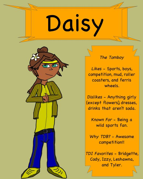 Daisy Total
