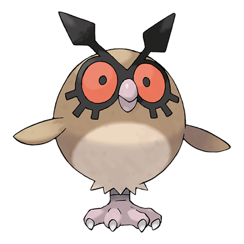 Hoothoot - The Pokémon Wiki