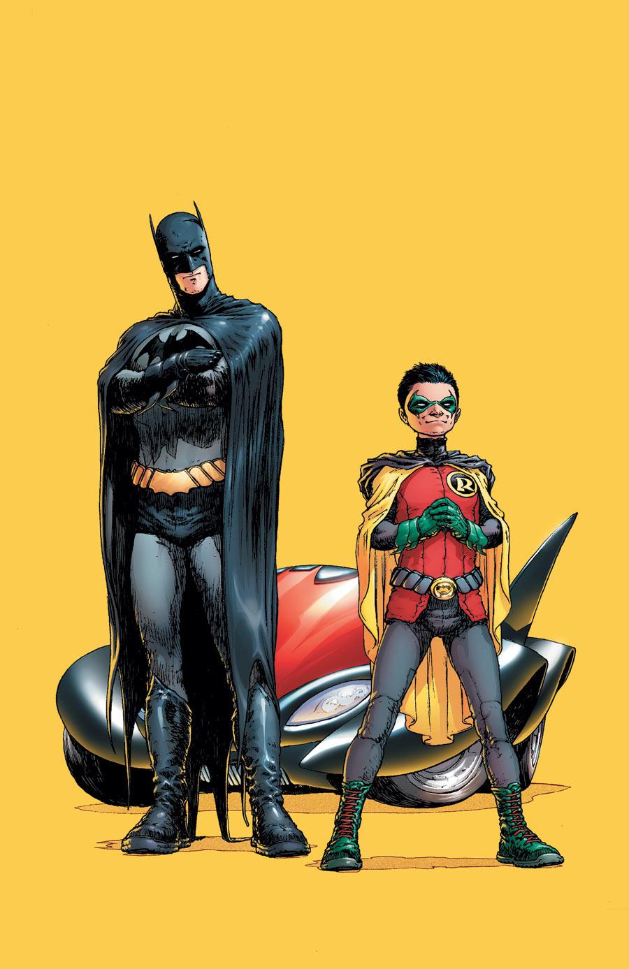 Damian Wayne (Prime Earth) - DC Comics Database