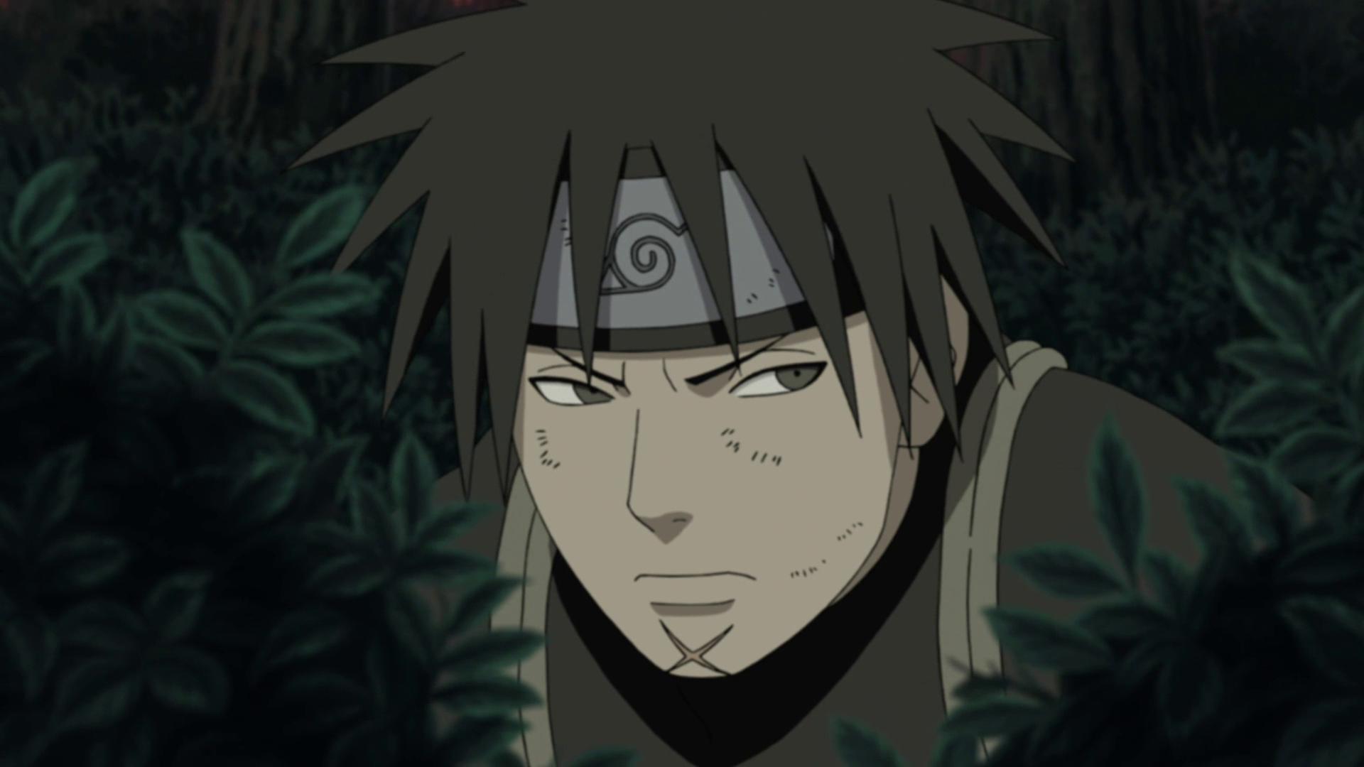 Danzo Naruto