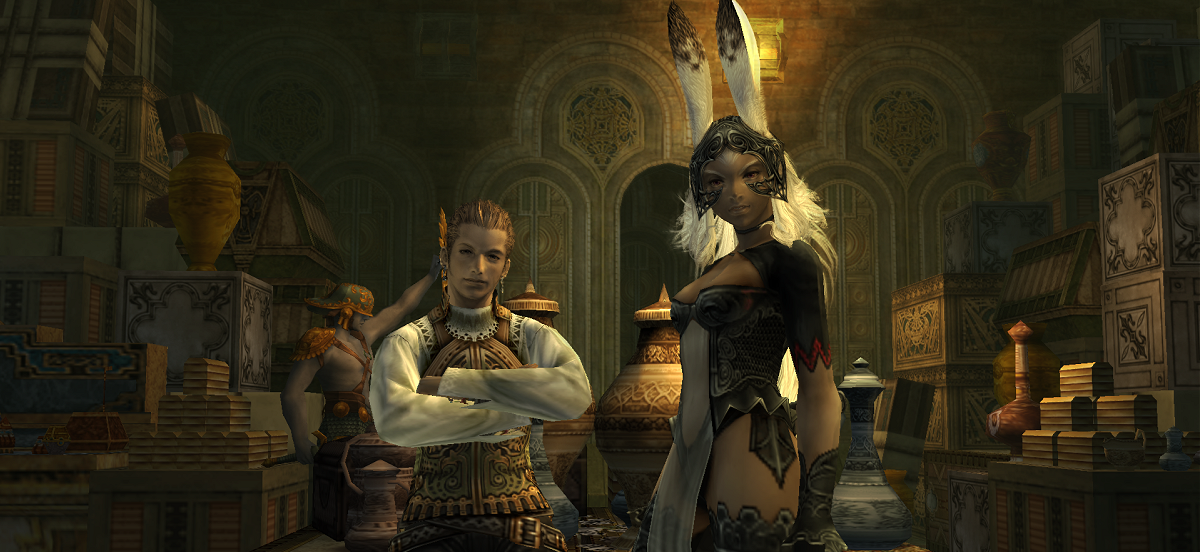 30 Days of Gaming - Page 2 Fran_and_balthier