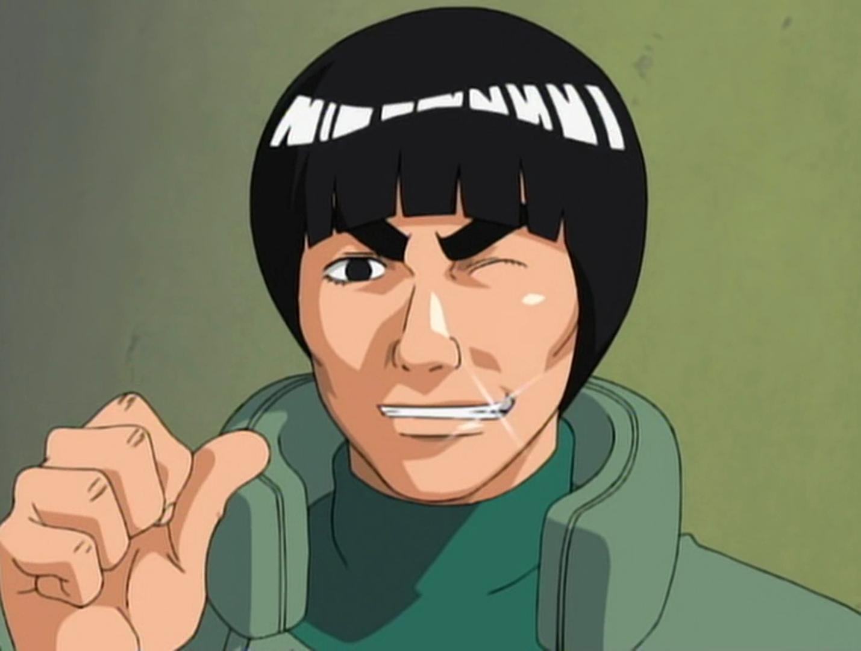 Might Guy - Narutopedia, the Naruto Encyclopedia Wiki