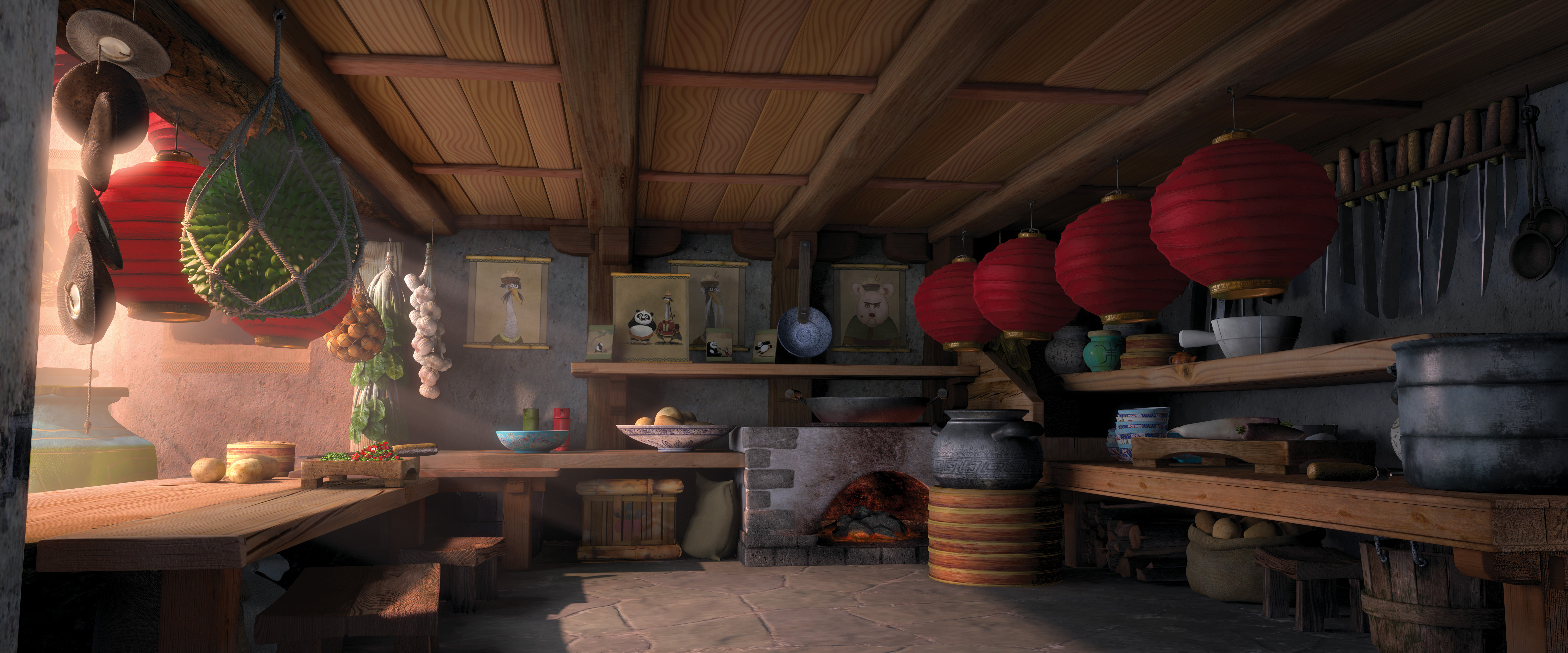 Noodle Shop Kung Fu Panda Wiki The Online Encyclopedia