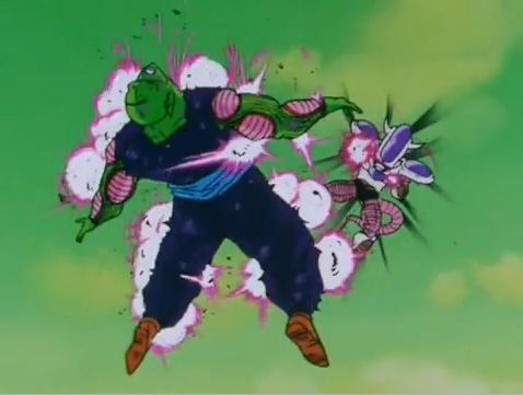 Piccolo daimaku de villano a heroe taringa for Freezer piccolo