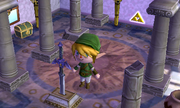Animal Crossing 3DS Cameo