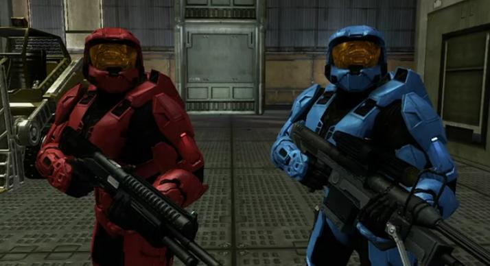 red vs blue dating psa