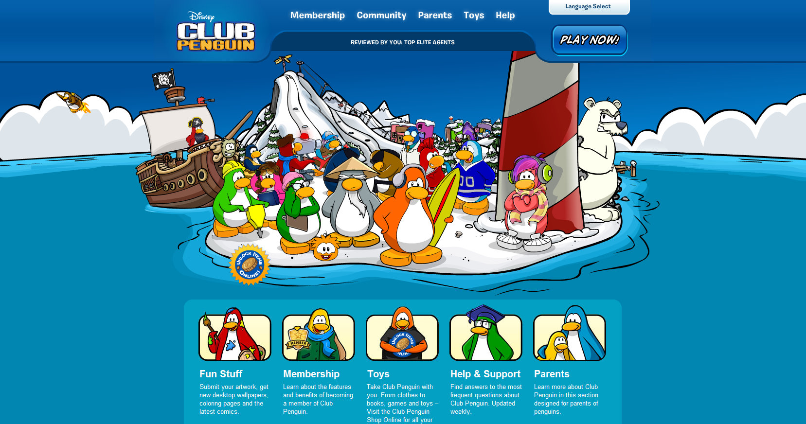 how to join epf in club penguin rewritten