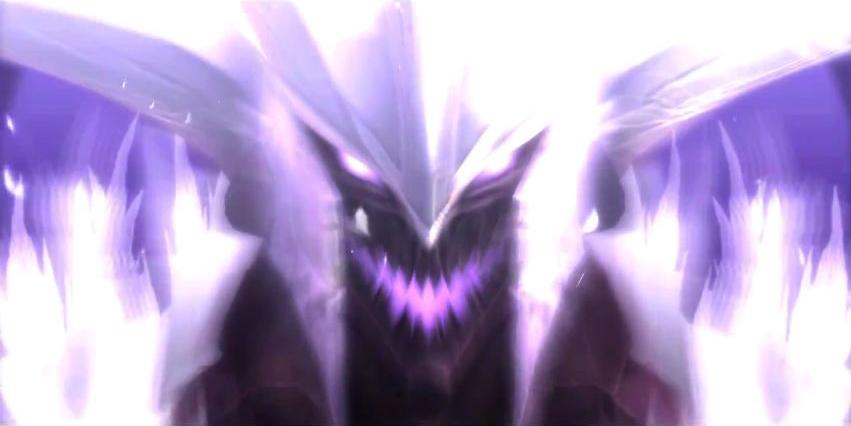 the white demon knight - photo #1
