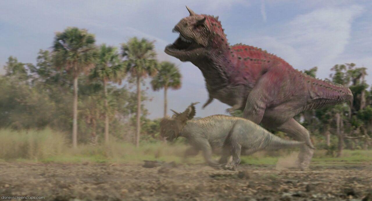 pachyrhinosaurus vs carnotaurus - photo #17