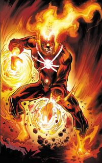 "Firestorm (Ronald ""Ronnie"" Raymond)"