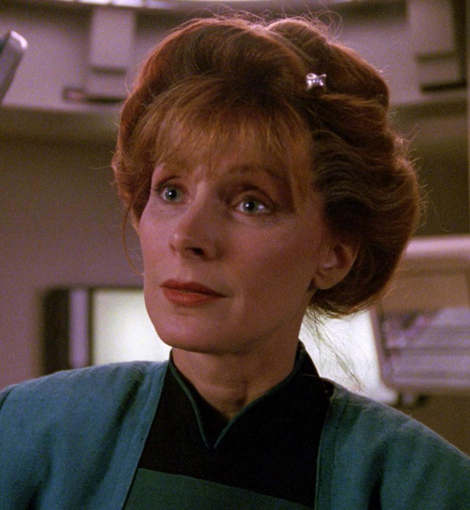 Dr Crusher Star Trek