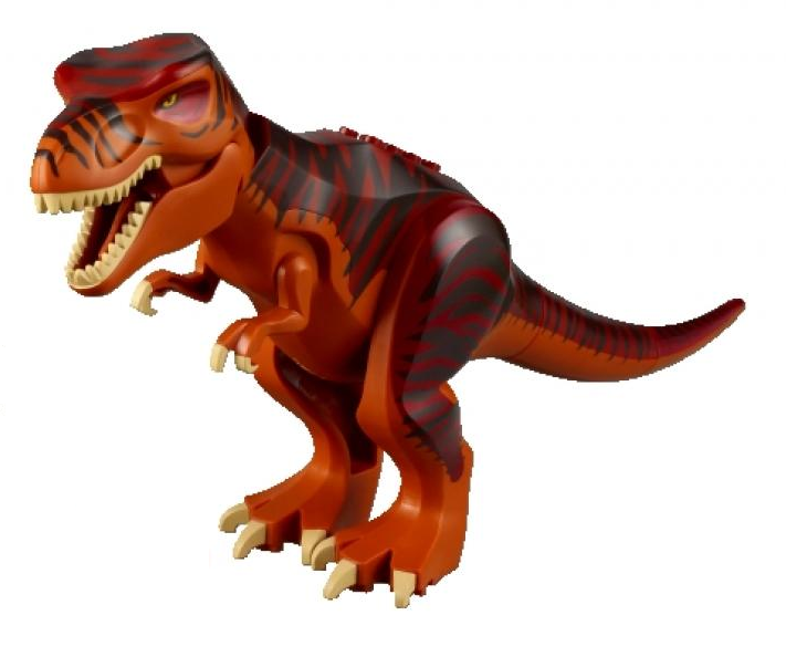 5886 t rex hunter brickipedia the lego wiki - Lego dinosaures ...
