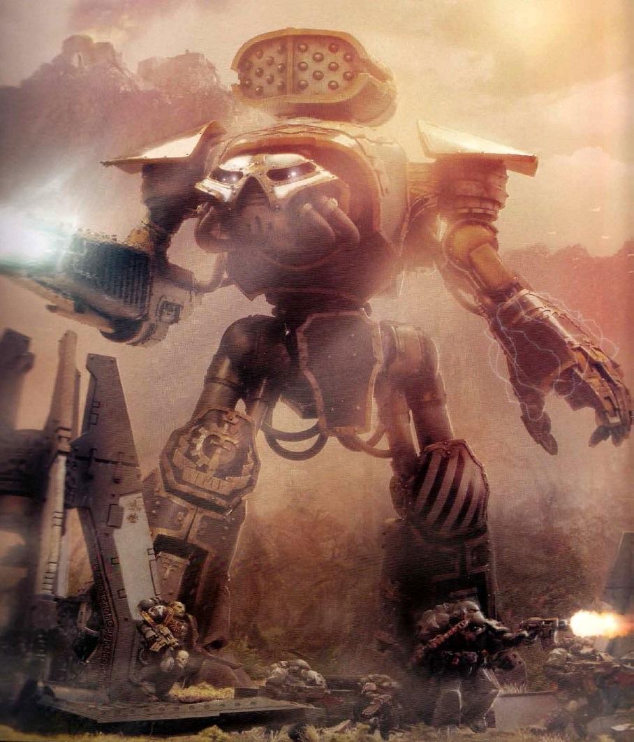 War: Warhammer 40K Wiki