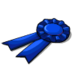 Blue Ribbon-icon