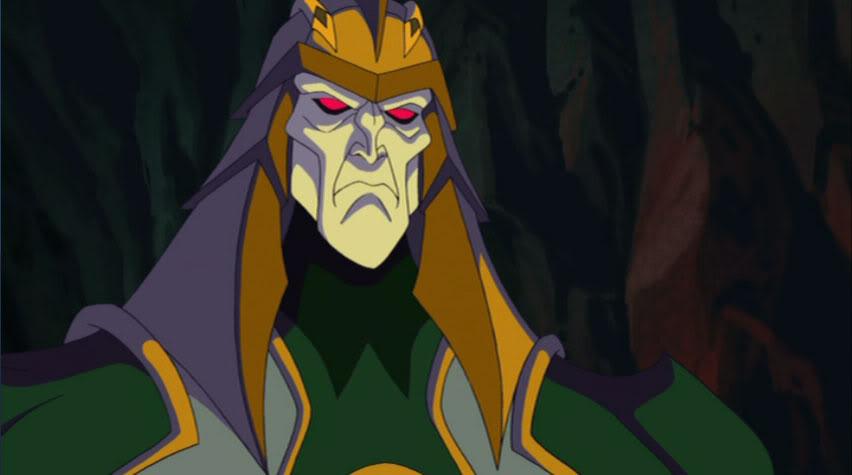 King Hiss - Wiki Grayskull