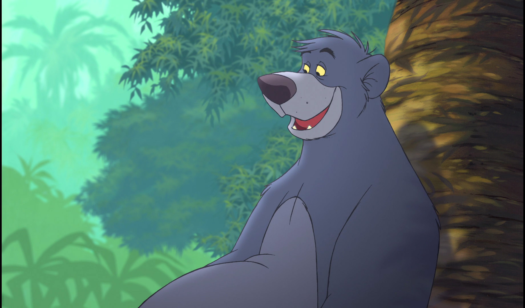 who plays baloo in the jungle book