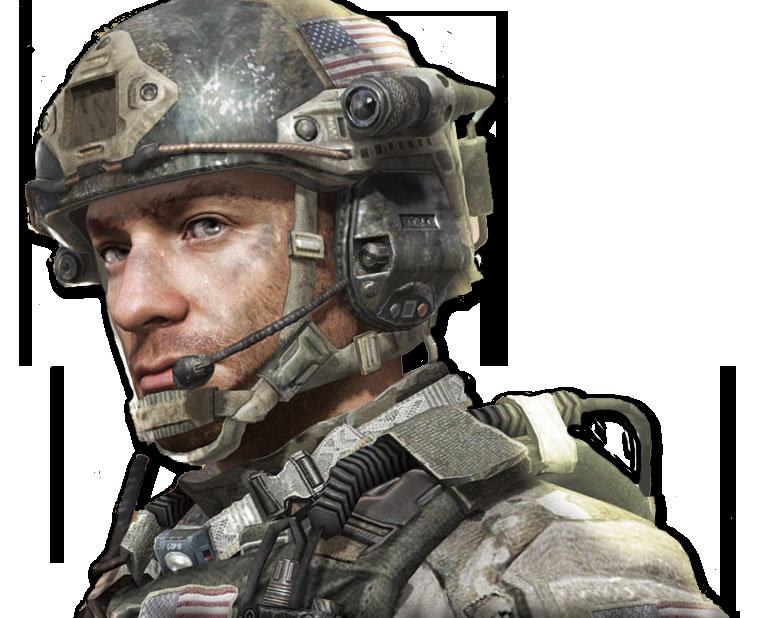 Call of Duty Sandman in Modern Warfare 2 - YouTube