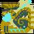 [ MH3RD ] Liste des monstres 50px-MHP3-Zinogre_Icon